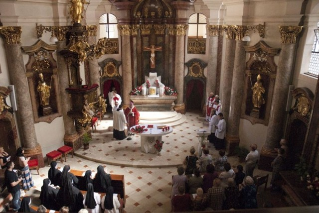 Церковь святого Варфоломея (Kostel svatého Bartoloměje)