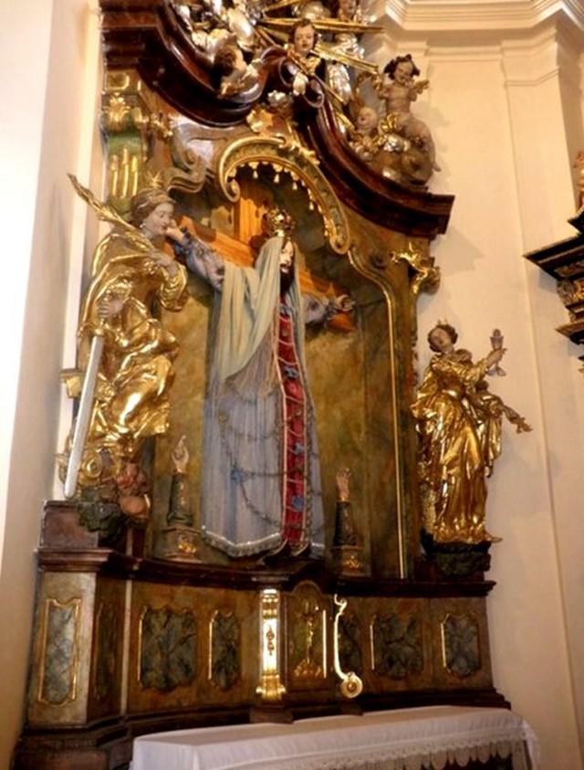 Часовня Скорбящей Богоматери  (Kaple Panny Marie Bolestné)