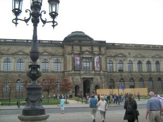 Дрезден – столица Саксонии (отчет Андрея)