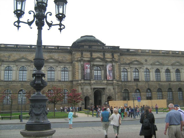 Дрезден - столица Саксонии