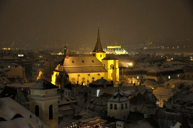 Легенды и приведения Праги