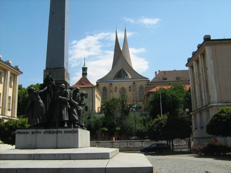Эммаусский монастырь (Emauzský klášter)