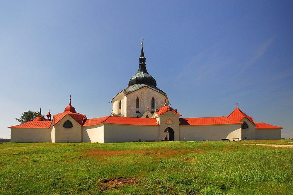 церковь св. Иакова на Зеленой горе