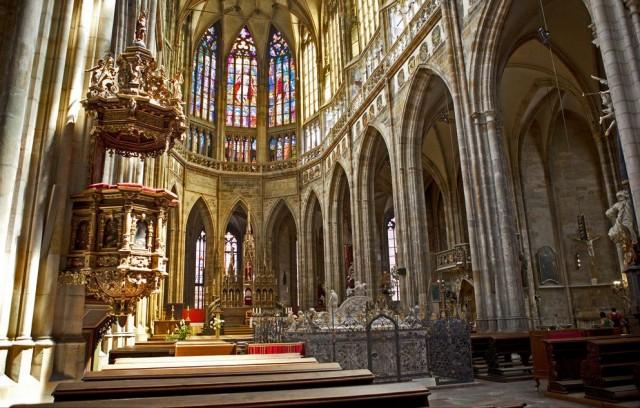 Собор Святого Вита (Katedrála svatého Víta)