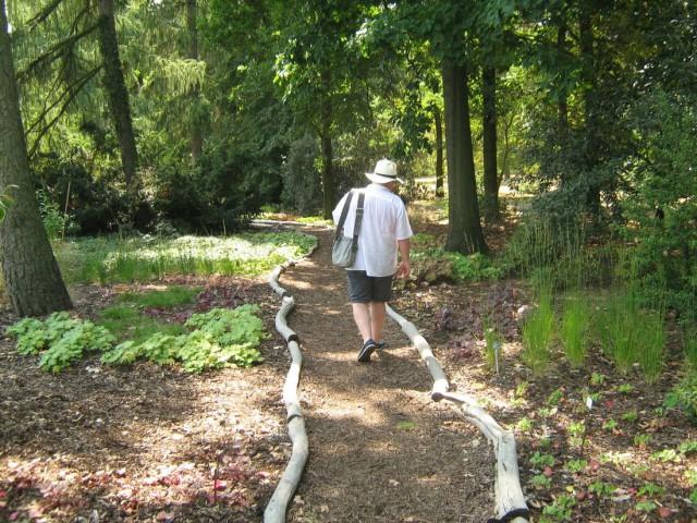 Пражский ботанический сад
