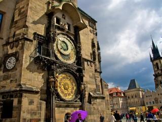 Староместские астрономические часы