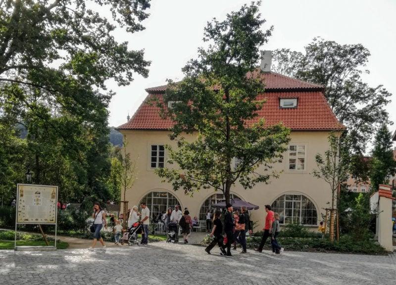 Верихова Вилла (Werichova vila)