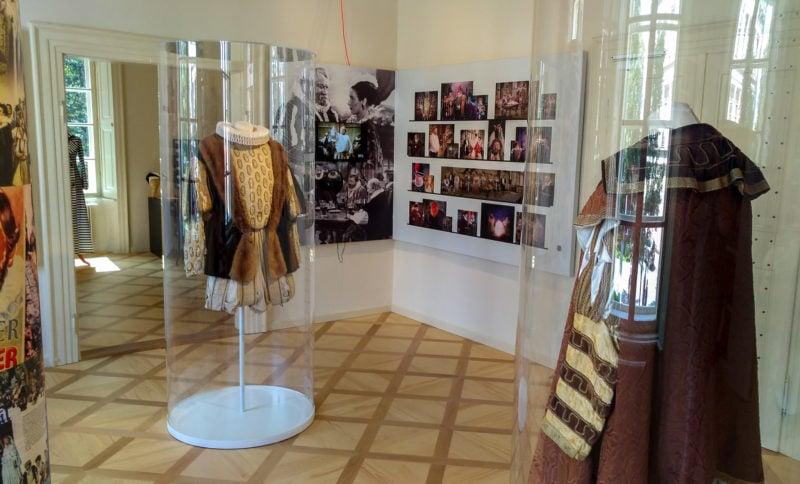В музее Яна Вериха