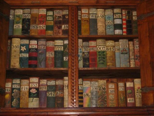 Комната Новых земских книг (Nové zemské desky)