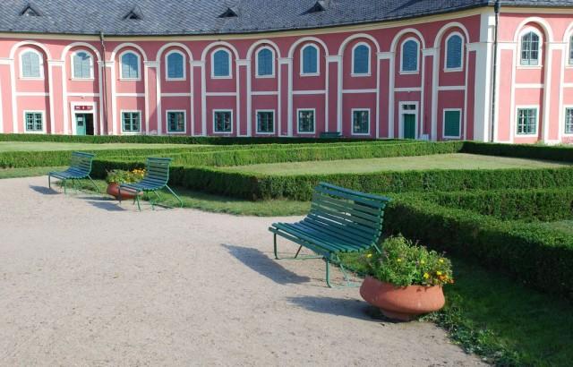 Замок Вельтрусы (zámek Veltrusy)