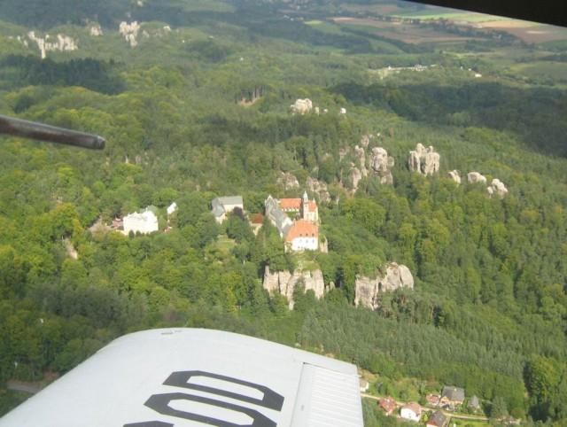 Над Чешским раем