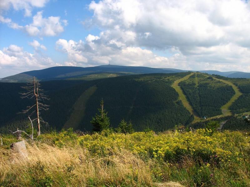 Червеногорске-Седло (Červenohorské sedlo)