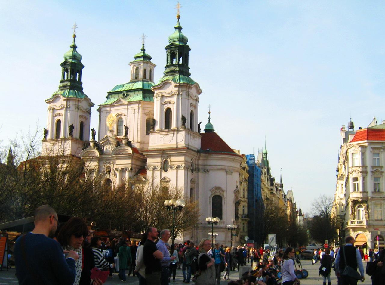 Церковь святого николая старе место
