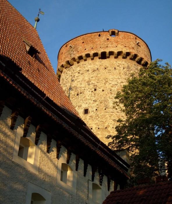 Башня Котнов (Věž Kotnov)