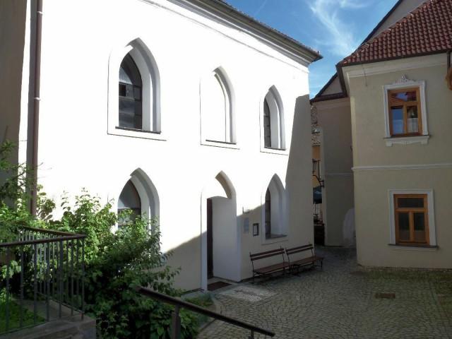 Еврейский квартал (Třebíčská židovská čtvrť)