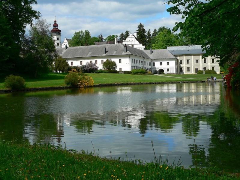 Замок Велке-Лосины (Velké Losiny)