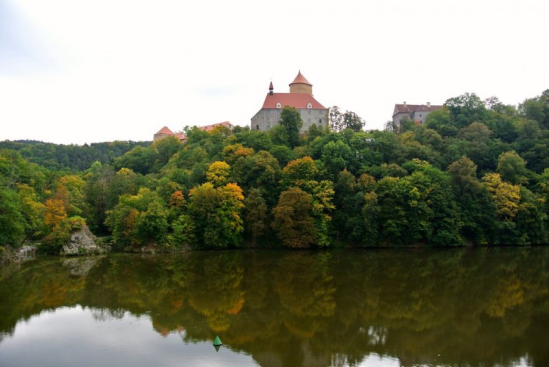 Замок Вевержи (Hrad Veveří)