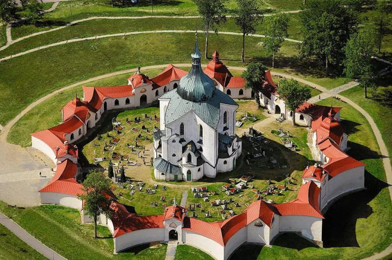 Церковь Святого Яна Непомуцкого (Poutní kostel Svatého Jana Nepomuckého)