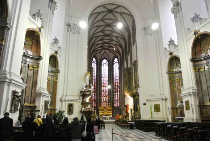 Собор св. Петра и Павла (Katedrála svatého Petra a Pavla)