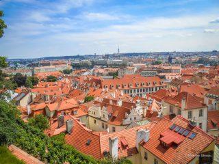 Прага на второй день