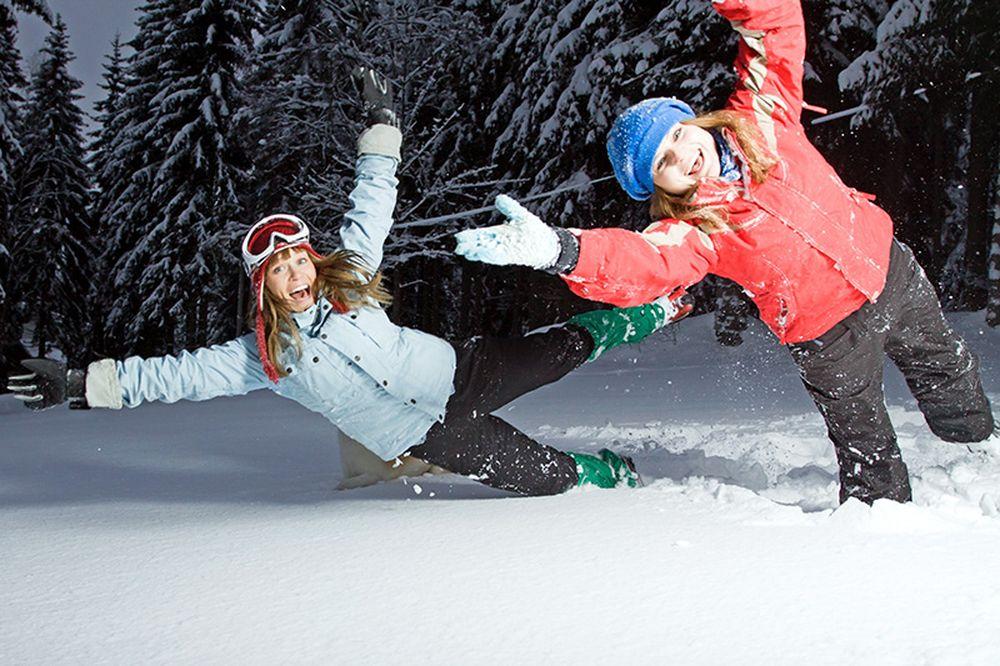 Зимний отдых в Чехии