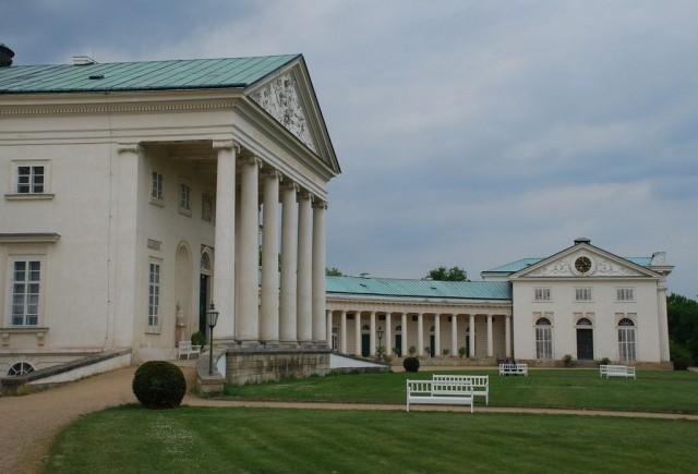 Замок Качина (zámek Kačina)