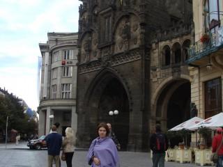 Поездка в Прагу (отчет Светланы)