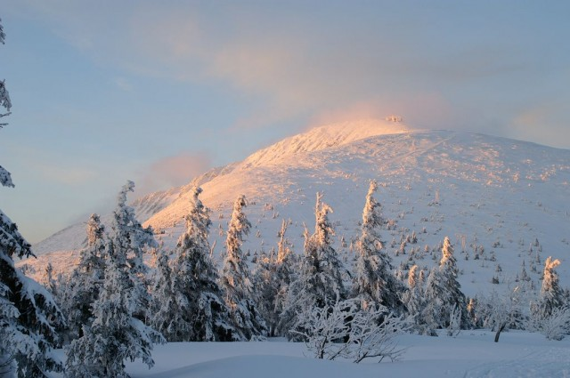 Гора Снежка (Sněžka)