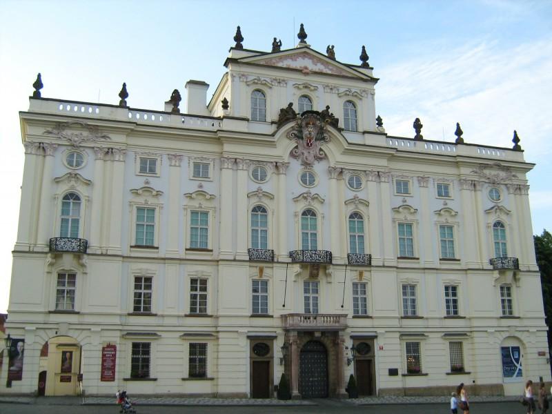 Архиепископский дворец (Arcibiskupský palác)