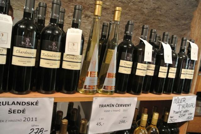 Традиции виноделия в Чехии