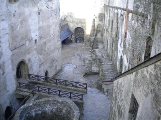 Замок Бездез (Hrad Bezděz)