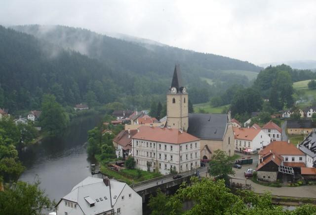 Замок Розенберг (Rožmberk)