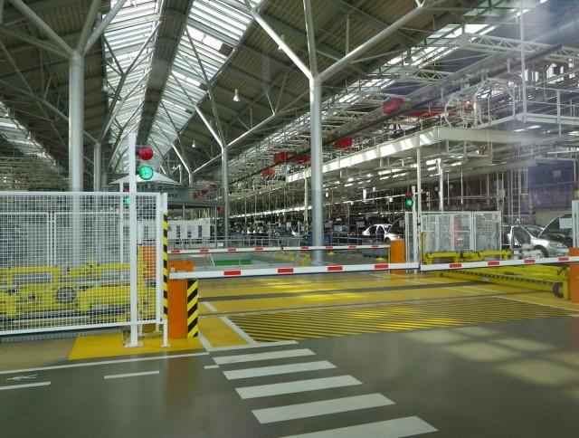 Завод  ŠKODA
