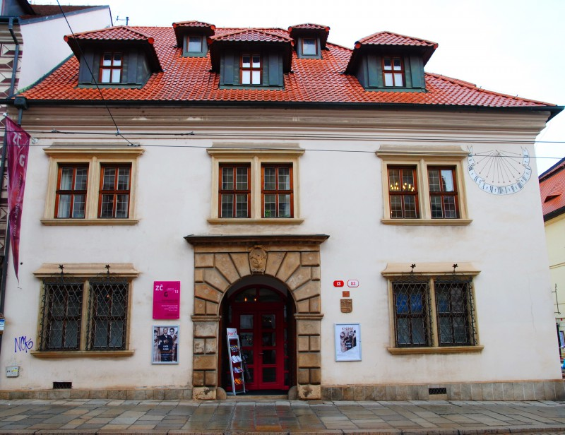 Западночешская галерея