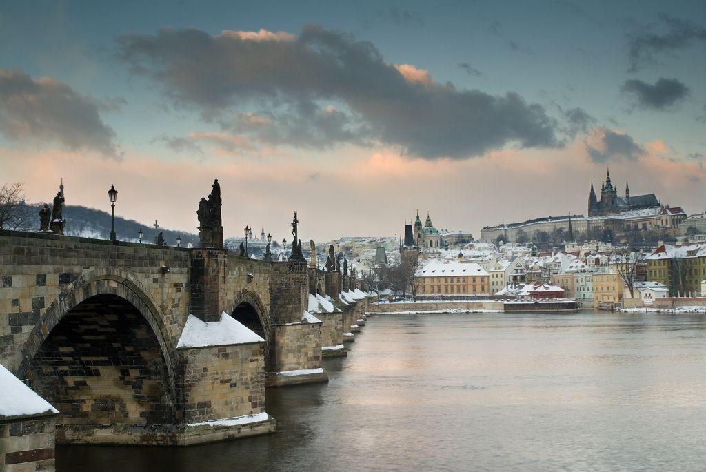 Новый Год в Чехии – народный, религиозный, политический праздник.