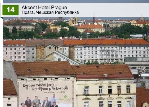 Akcent Hotel Prague