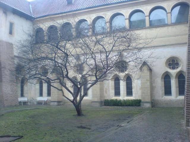 Монастырь святой  Анежки Чешской на  Франтишку  (klášter sv. Anežky České Na Františku)