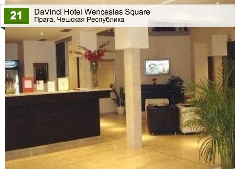 DaVinci Hotel Wenceslas Square
