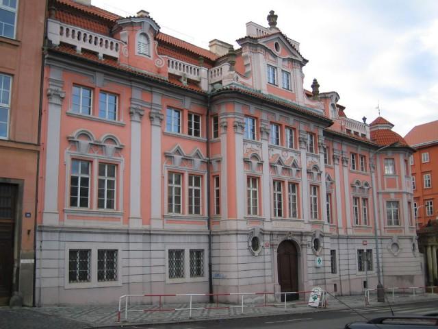 Домом Фауста (Faustův dům)