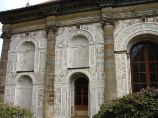 Архитектура Праги. Период c середины XVI до начала XVII века. Ренессанс.