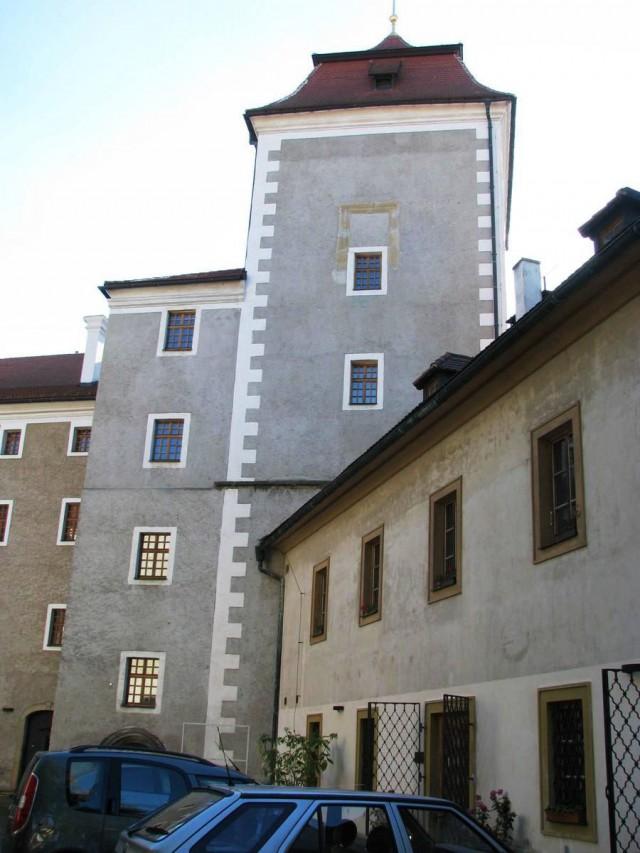 Младоболеславский замок (hrad Mladá Boleslav)