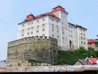 Замок Млада Болеслав