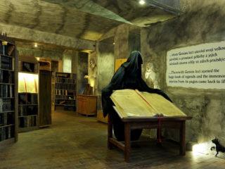 Музей пражских призраков и легенд