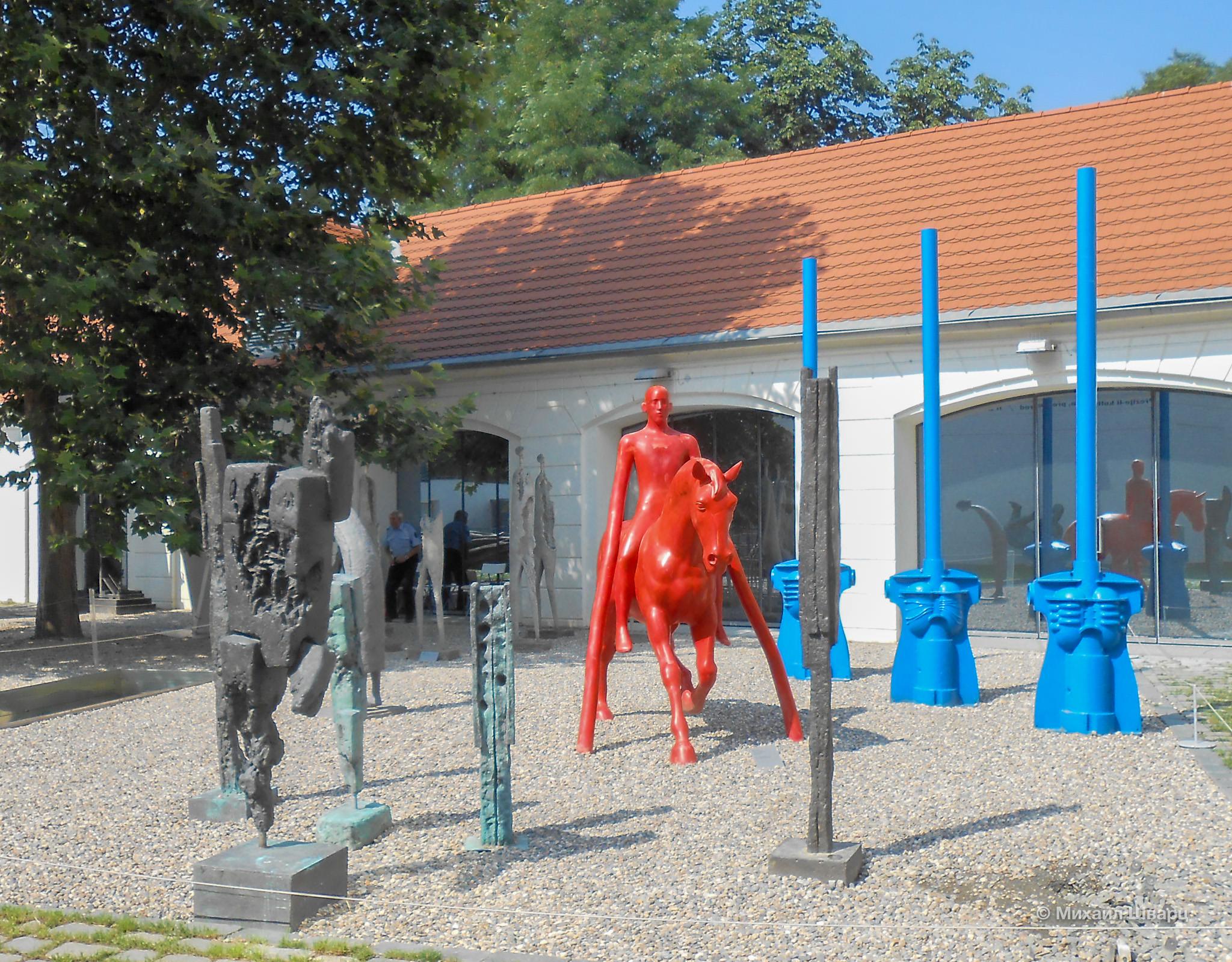 Музей Кампа – музей современного искусства