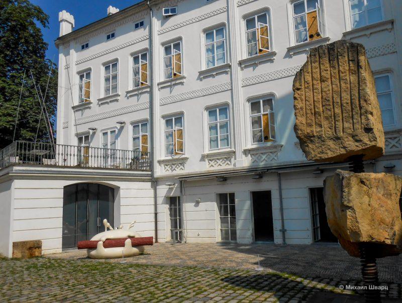 Музей Кампа – галерея современного искусства на Малой Стране