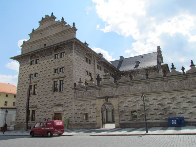 Шварценбергский дворец (Schwarzenberský palác)