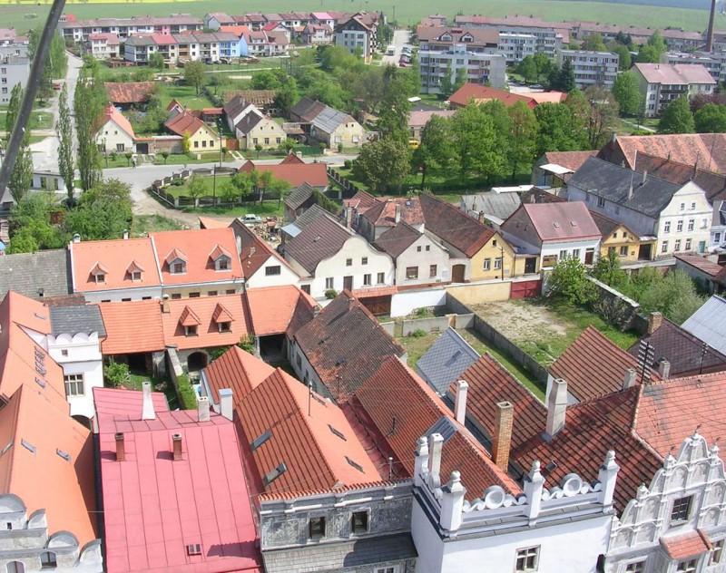 Славонице (Slavonice)