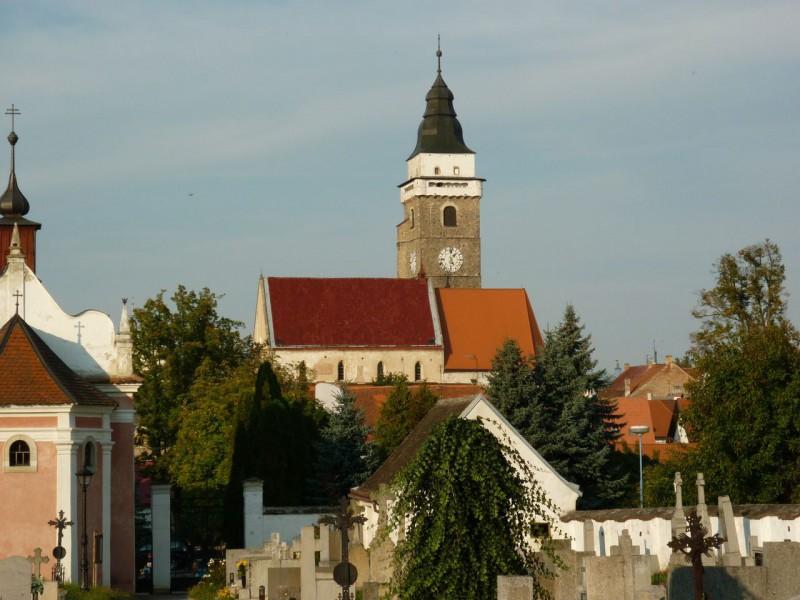 Храм Вознесения Девы Марии  (Nanebevzetí Panny Marie)