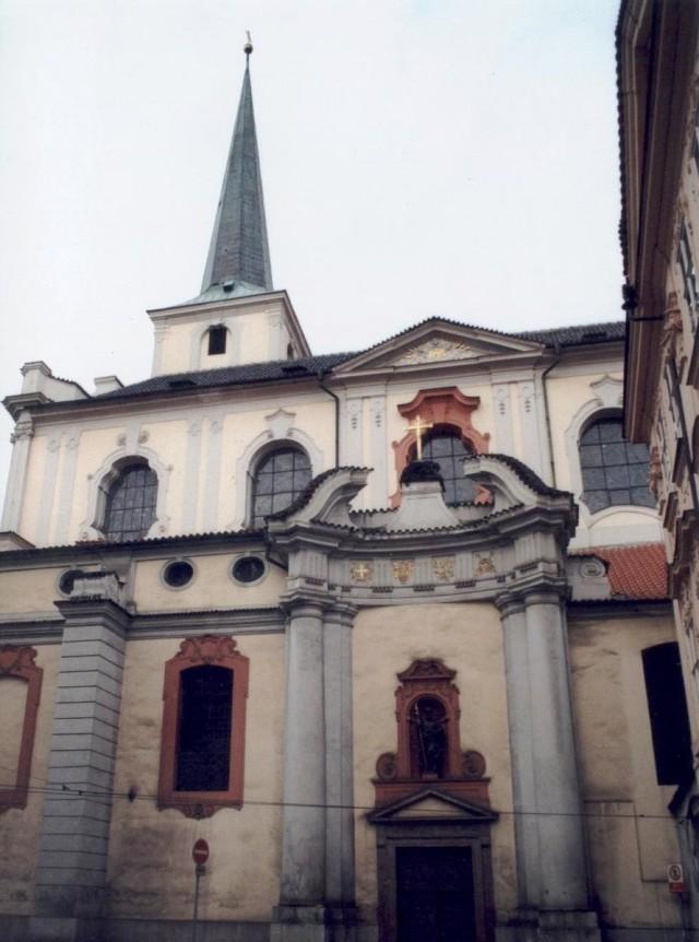 Костел св. Томаша при монастыре августинов (Kostel svatého Tomáše)