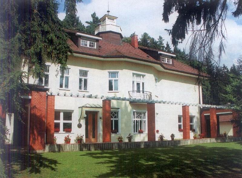 Вилла Томаша Бати (Vila Tomáše Bati)